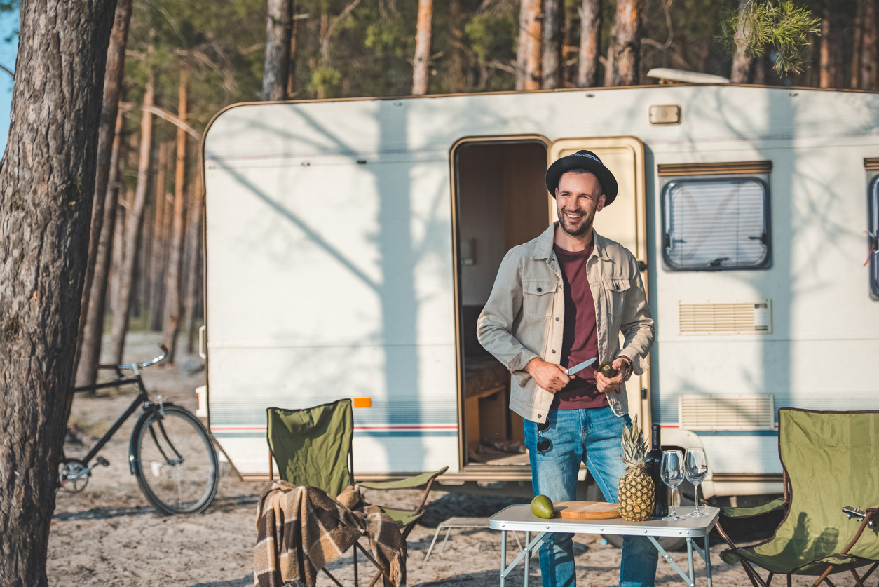 Turn Your RV into the Ultimate Mobile Man Cave