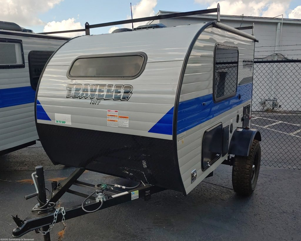2021 Sunset Park RV TRAVELER 109 MICRO TUFF