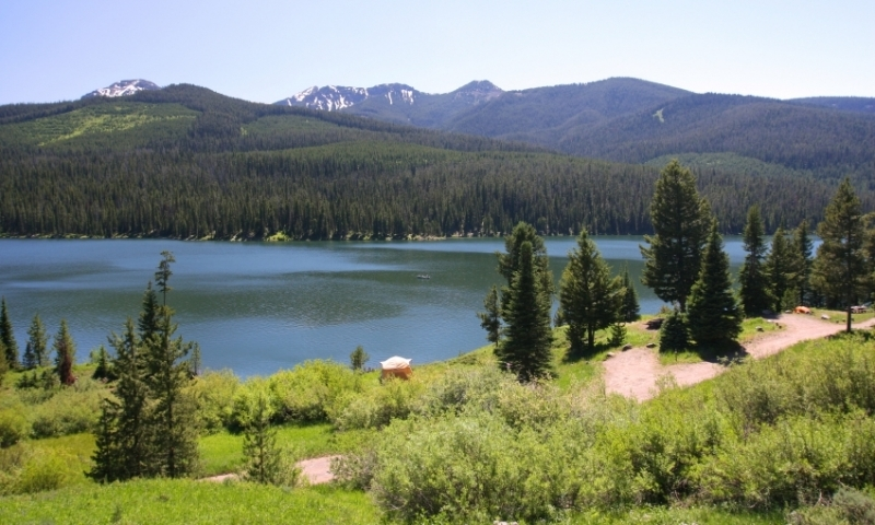 Beaver Creek Campground, Montana