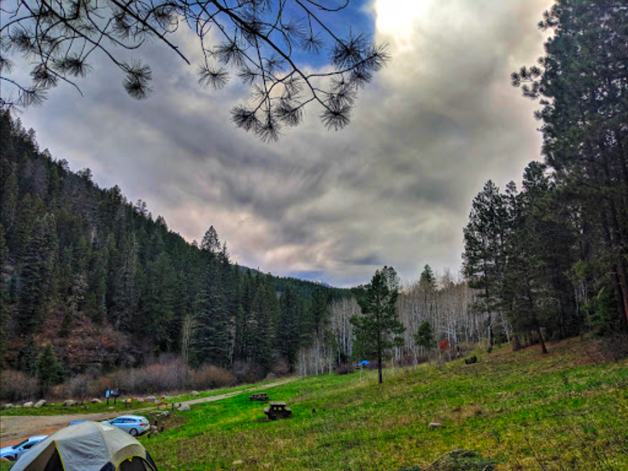 Holy Ghost Campground, New Mexico