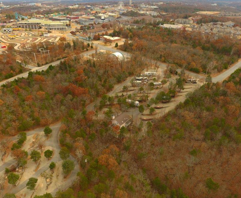Missouri - Branson Shenanigans RV Park