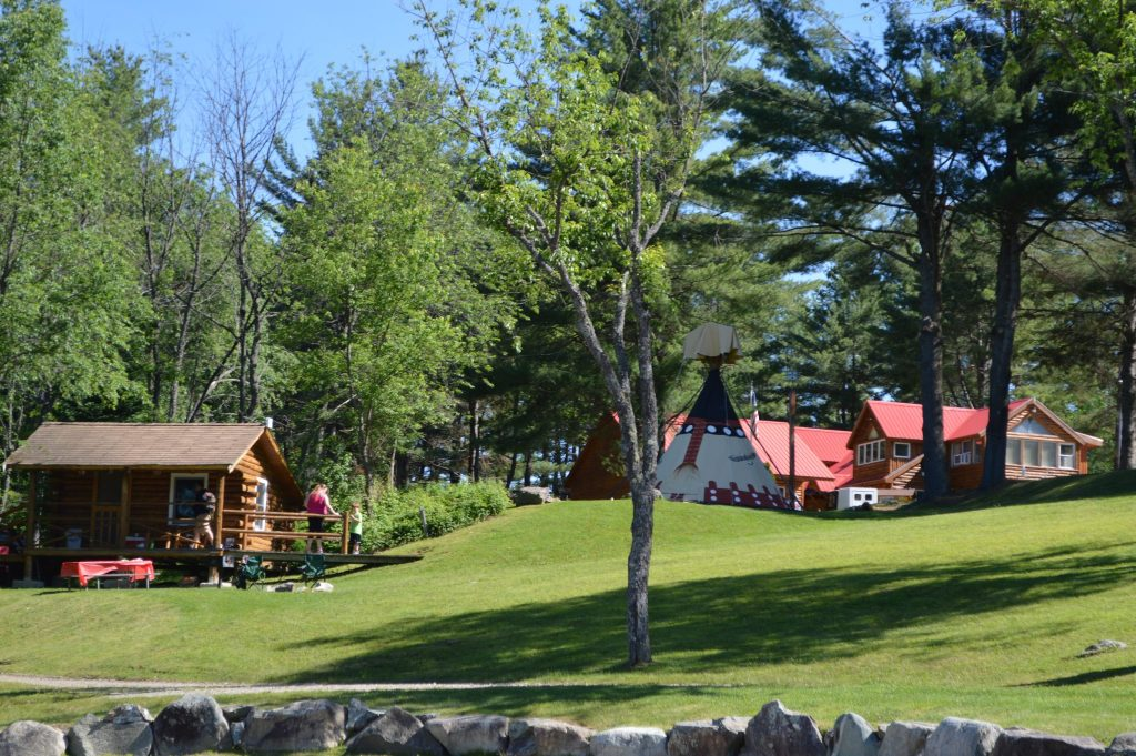 New Hampshire - Mountain Lake Camping Resort