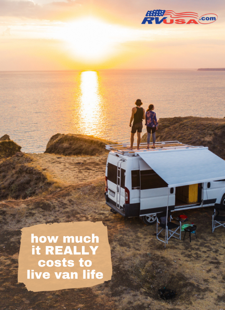 Find out how much van life costs