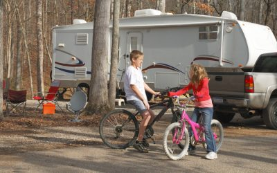 Family-Friendly Fifth Wheels You Need To Check Out